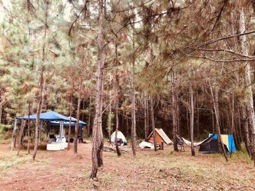 Camping Vila das Borboletas