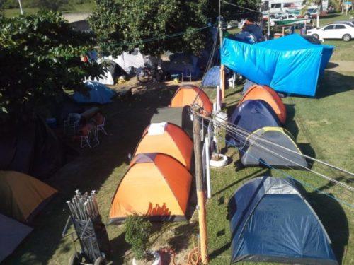 Camping Amendoeiras