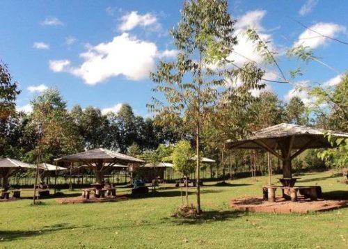 Camping Balneário Paraíso-Venancio Aires-RS-4