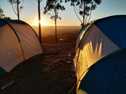 camping família x serra catarinense montanha da neve bom retiro sc santa catarina acampamento primitive  neve geada 2019 barraca quechua6