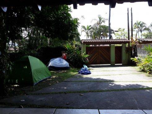 Camping Hostel Casa do Marinho