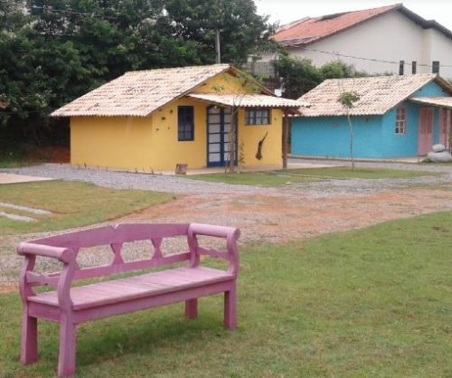 Camping e Chalé Estação Rural