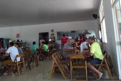 Apoio RV - Posto Pinheirão - Parnaíba