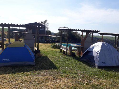 Camping Estância de Lazer Império Pura Pedra-Faxinal-PR-1