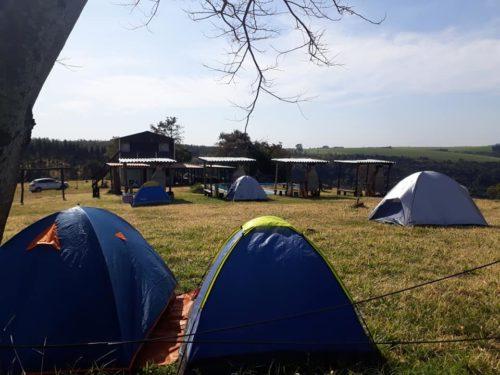 Camping Estância de Lazer Império Pura Pedra-Faxinal-PR-2