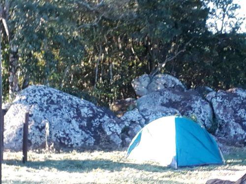 Camping Estância de Lazer Império Pura Pedra-Faxinal-PR-3