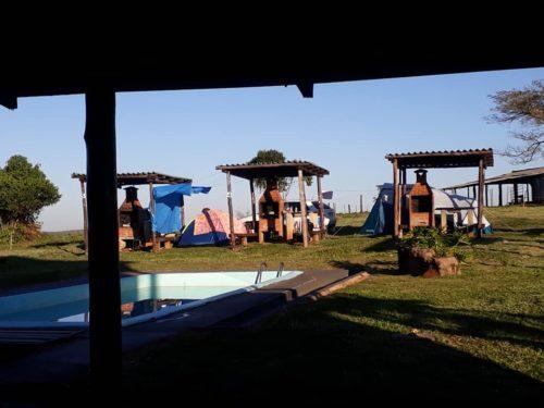 Camping Estância de Lazer Império Pura Pedra-Faxinal-PR-4