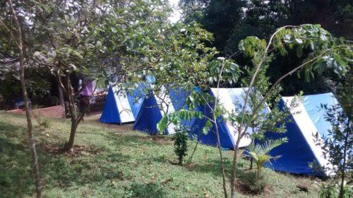 Camping Fazenda Maravilha – Cachoeira do Sagui