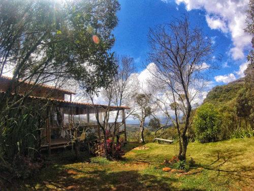 Camping Hostel Casal Garcia