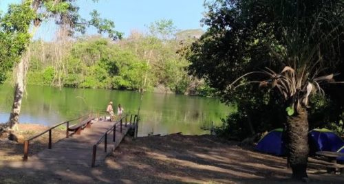 Camping Lagoa do Japonês-Pindorama do tocantins 2