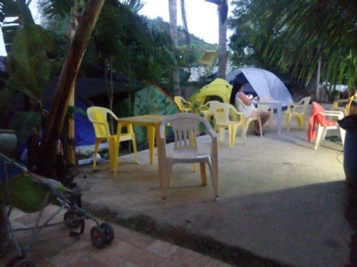 Camping Pé na Praia