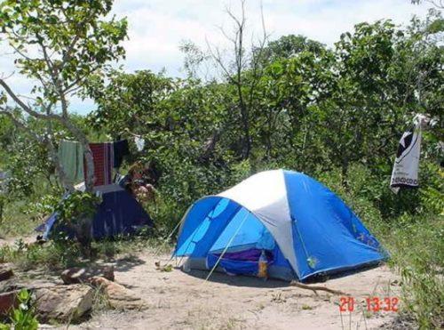 Camping RPPN Linda Serra dos Topazios
