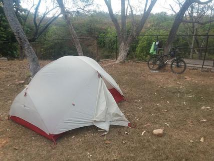 Camping Balneário Tião Borba