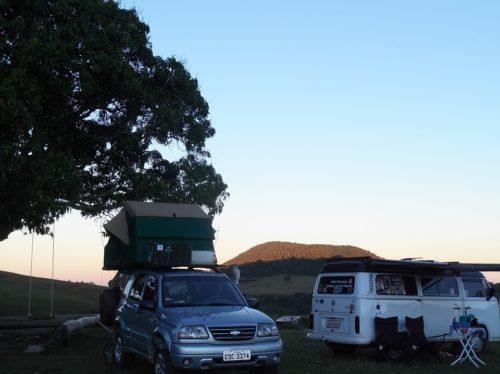 Camping Três Pedras