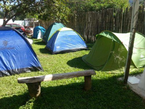 Camping e Hostel Recanto do Sagui