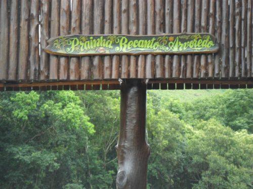 Camping Prainha Recanto do Arvoredo