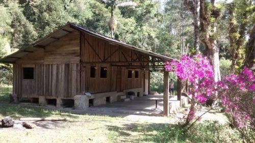 Camping Cachoeira do Jamil