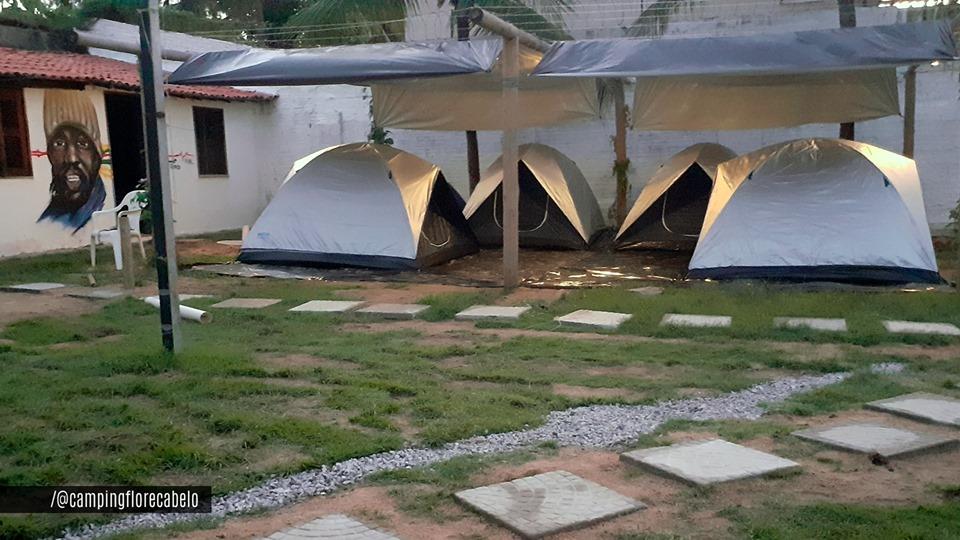 Camping Estação Cultural Flor & Cabelo-caucaia-ce-6