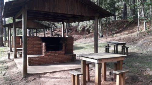 Camping Horto Florestal de Manduri-SP-7