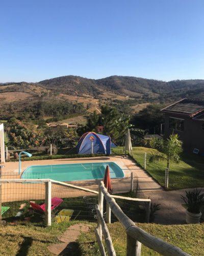 Camping Hostel Aqui no Sítio-Brumadinho-MG-1