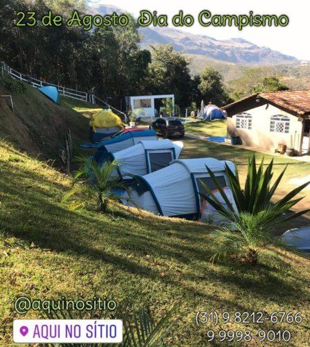 Camping Hostel Aqui no Sítio-Brumadinho-MG-6