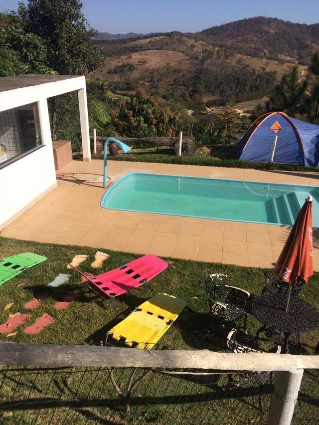 Camping Hostel Aqui no Sítio-Brumadinho-MG-7