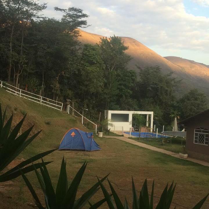 Camping Hostel Aqui no Sítio-Brumadinho-MG-9