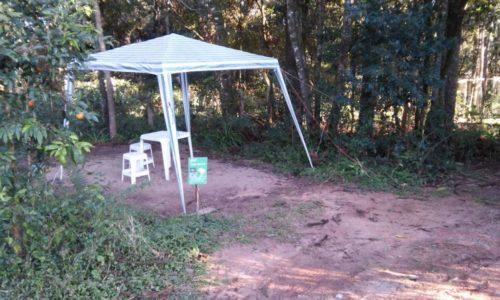 Camping Refúgio das Curucacas-Ponta Grossa-PR-1