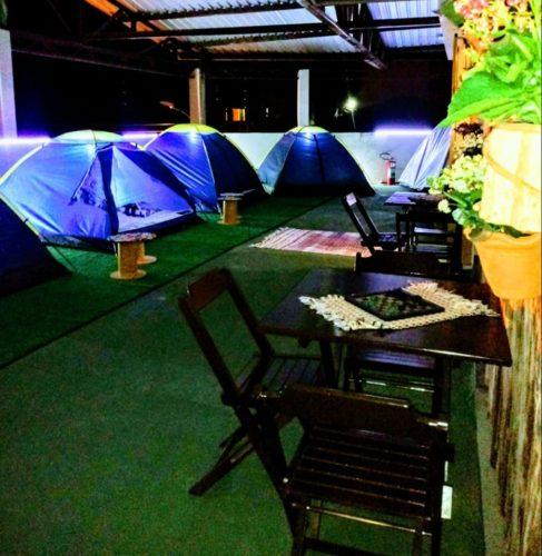Camping Urbano Cantinho Bistrô