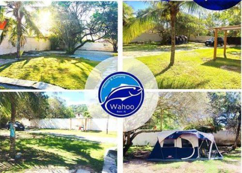 Camping Wahoo e Hostel