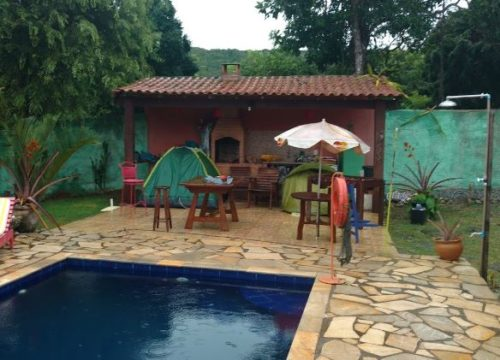 Camping Hostel Mangue Arts