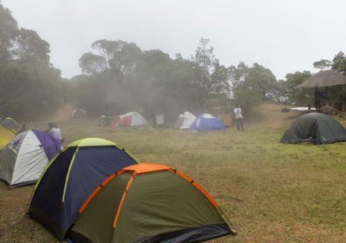 Camping Tronqueira