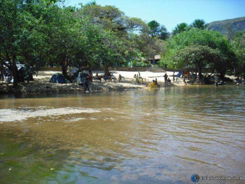 Camping Balneário Ilha Verde