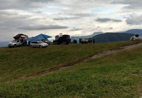Camping Caminho das Nuvens (situação Incerta)
