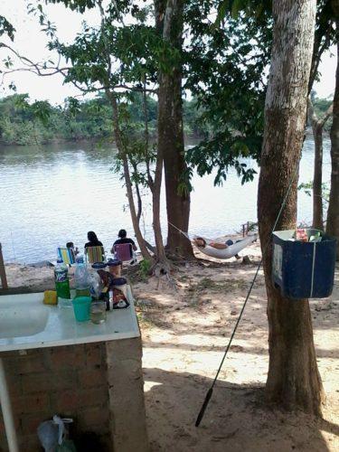 Camping Chácara Silverado - Rio Machado-presidente médici-ro-3