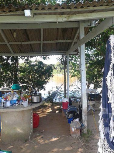 Camping Chácara Silverado - Rio Machado-presidente médici-ro-6
