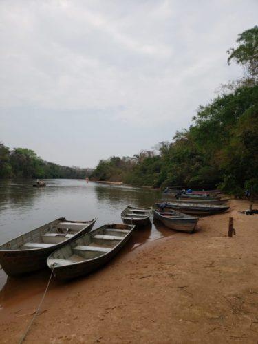 Camping Fazenda Cachoeira das Palmeiras II-coxim-MS 10