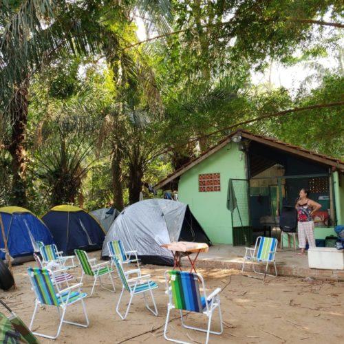 Camping Fazenda Cachoeira das Palmeiras II-coxim-MS 11