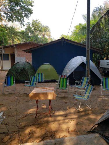 Camping Fazenda Cachoeira das Palmeiras II-coxim-MS 12