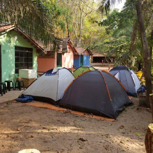 Camping Fazenda Cachoeira das Palmeiras II-coxim-MS 3