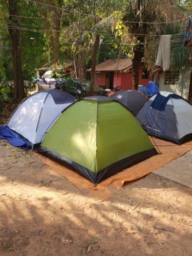 Camping Fazenda Cachoeira das Palmeiras II-coxim-MS 6