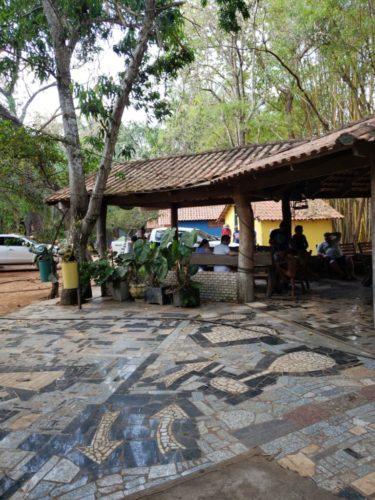 Camping Fazenda Cachoeira das Palmeiras II-coxim-MS 7
