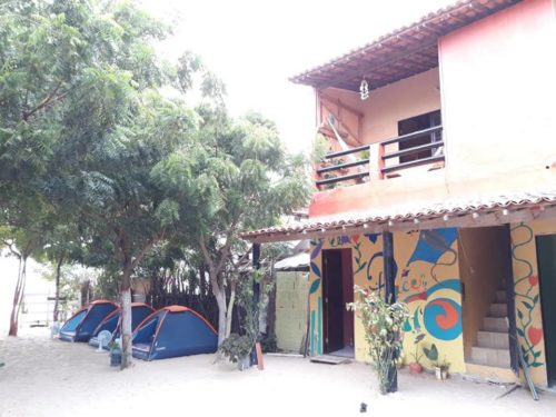 Camping Hostel Tô a Toa