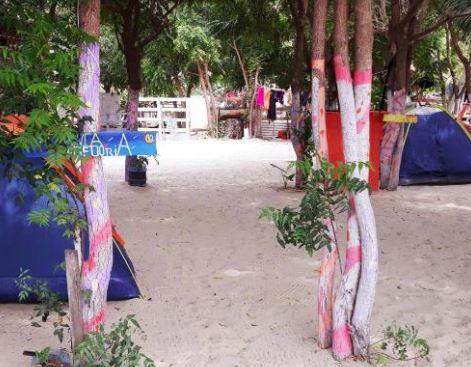 Camping Hostel Tô a Toa-Jijoca de Jericoacoara-ce-5