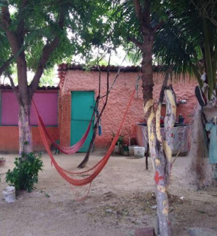 Camping Hostel Tô a Toa-Jijoca de Jericoacoara-ce-6