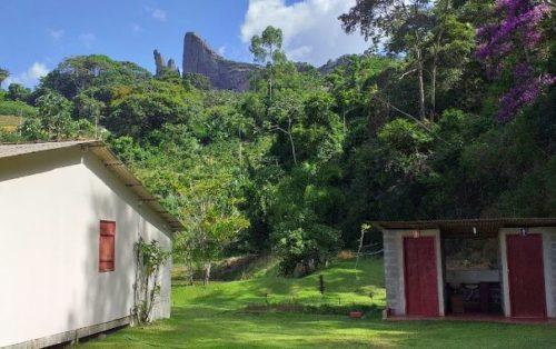 Camping Pousada Recanto da Pedra-itaguaçu-es-1