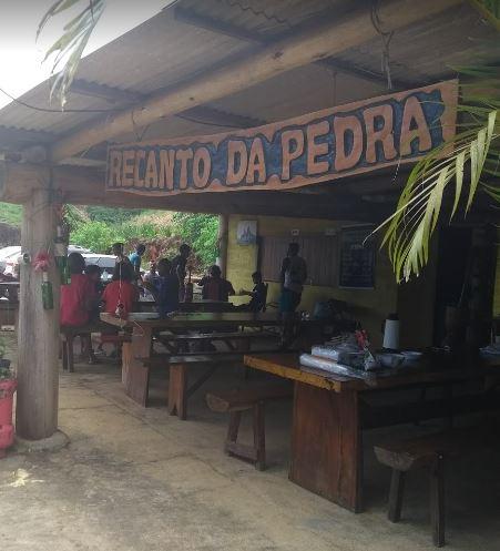 Camping Pousada Recanto da Pedra-itaguaçu-es-3