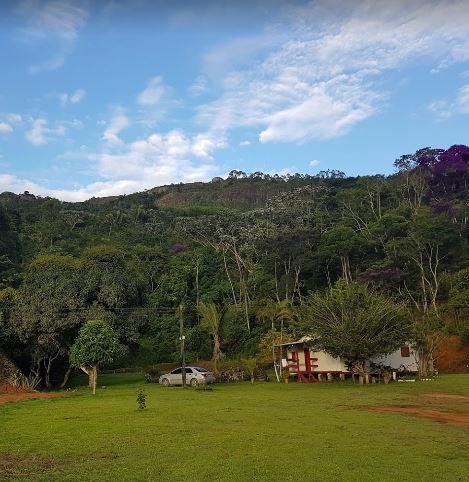 Camping Pousada Recanto da Pedra-itaguaçu-es-5