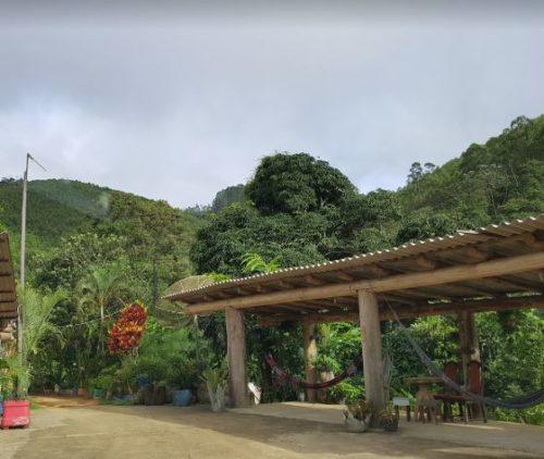 Camping Pousada Recanto da Pedra-itaguaçu-es-6