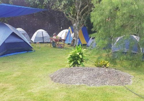 Camping Pousada Recanto da Pedra-itaguaçu-es-8